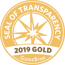 Guide Star Gold Level of Transparency